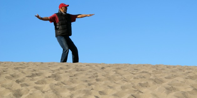 on-the-dune